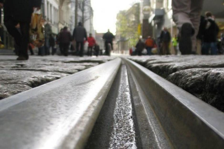 Białe linie zwiększą bezpieczeństwo