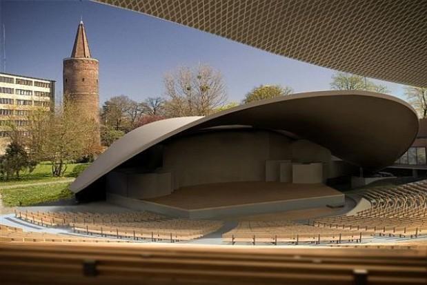 Jest amfiteatr, będzie muzyka