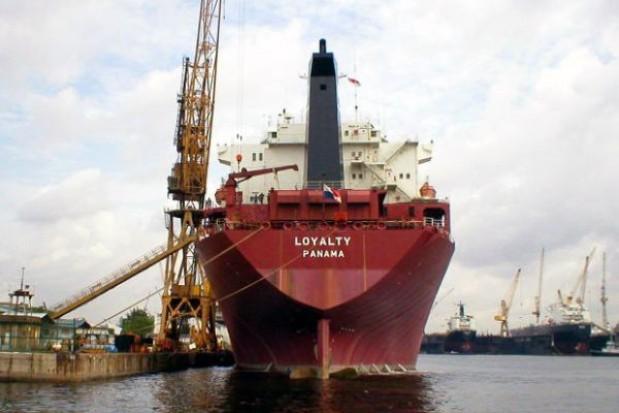 Gdański port dumą Europy