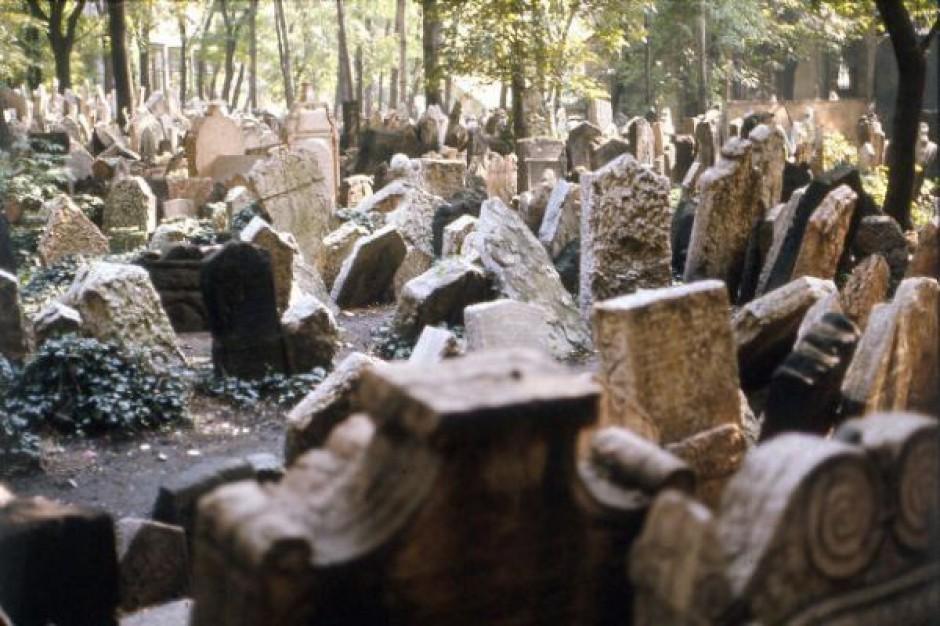 Wyremontują żydowski grobowiec w Gorlicach