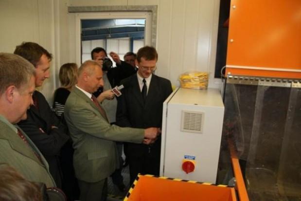 Inowrocław: nowa linia segregacji odpadów
