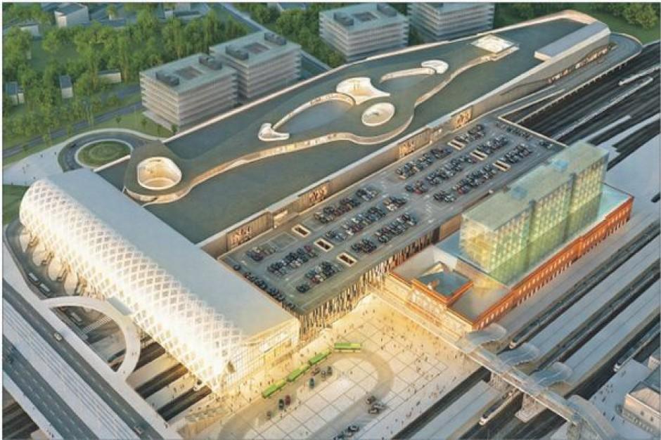 Decyzja lokalizacyjna dla dworca PKP