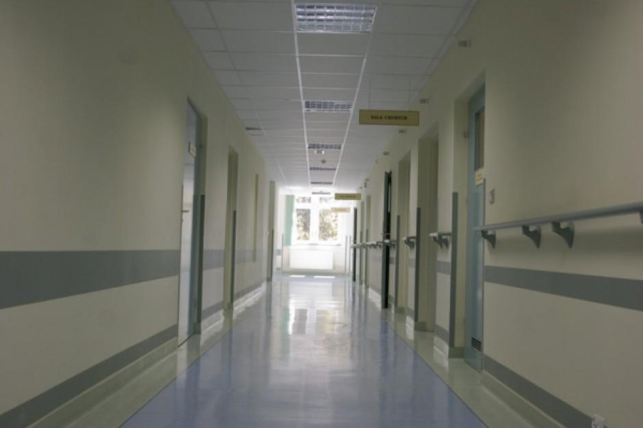 Przekształcenia szpitali są koniecznością