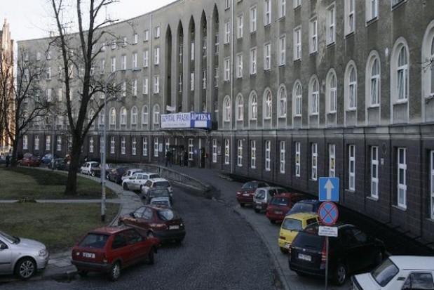 Komornicy lubią szpitale