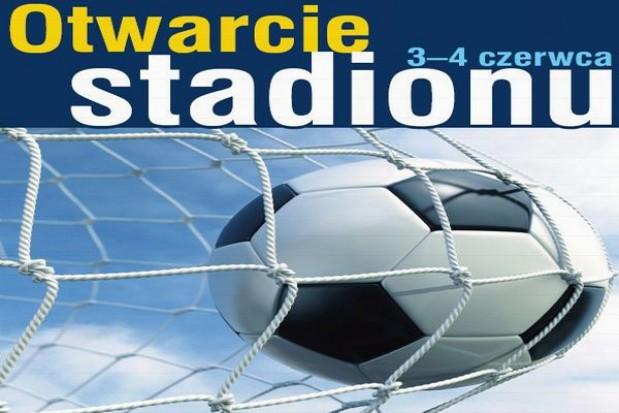 Stadion w Kołobrzegu czeka na otwarcie