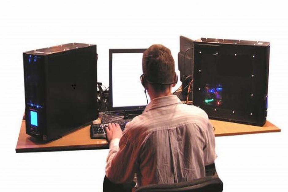 W stolicy rehabilitują przez Internet