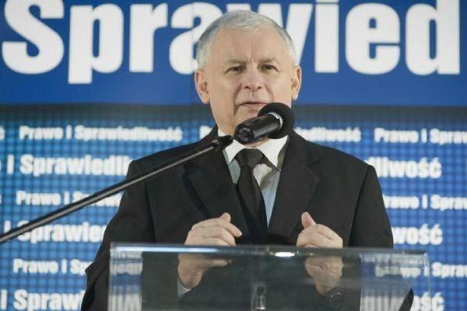 Jarosław Kaczyński napisał do samorządowców o dopłatach dla rolników