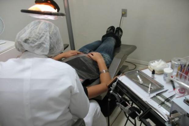Akcja darmowego badania zębów u dzieci