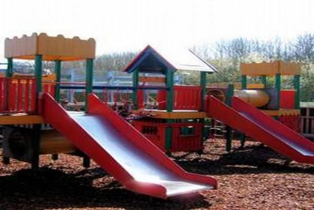 Nowy plac zabaw w Białymstoku