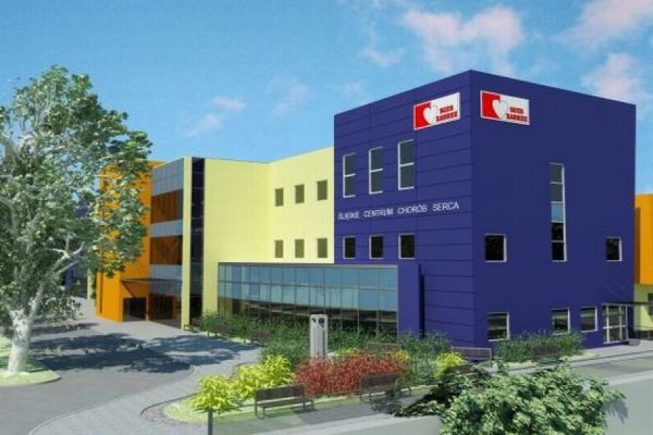 Nowa siedziba Centrum Chorób Serca