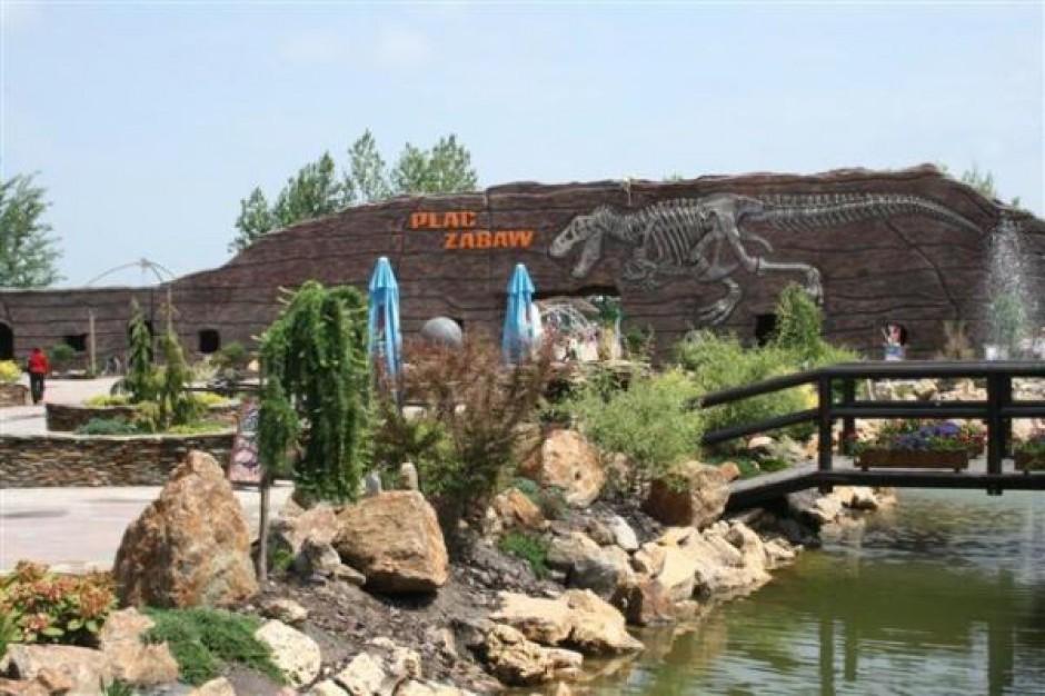 Będzie baza dla studentów w Dinoparku