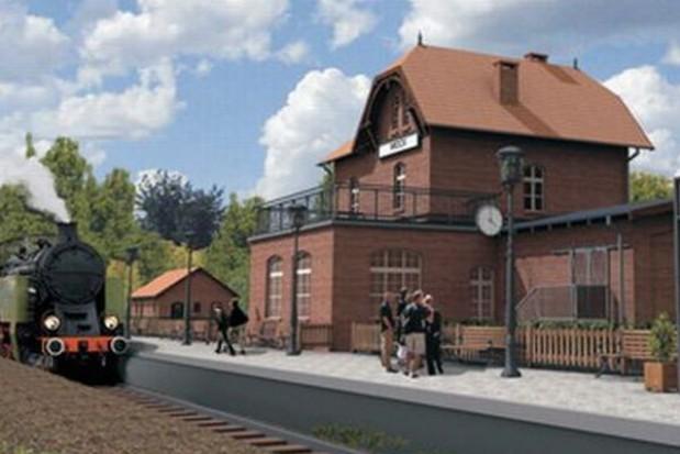 Modernizacja dworca Wałbrzych Miasto
