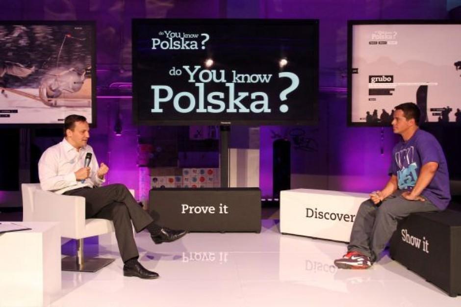 Serwis o Polsce w slangu młodzieżowym