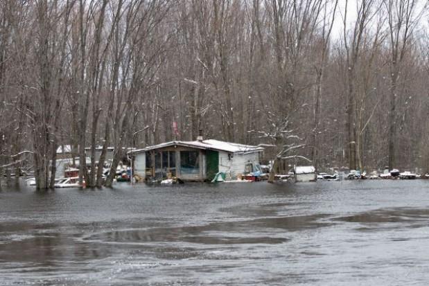 Sprawdzili gotowość na wypadek powodzi