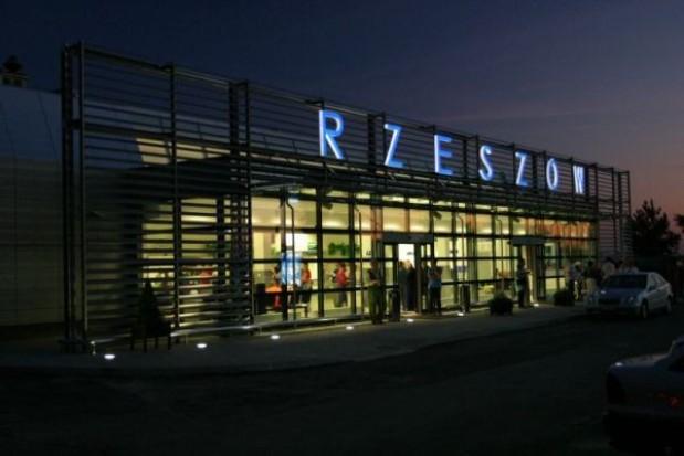 Lotnisko w Jasionce z 10 proc. wzrostem