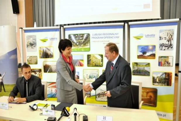 750 umów z wsparciem UE w Lubuskiem