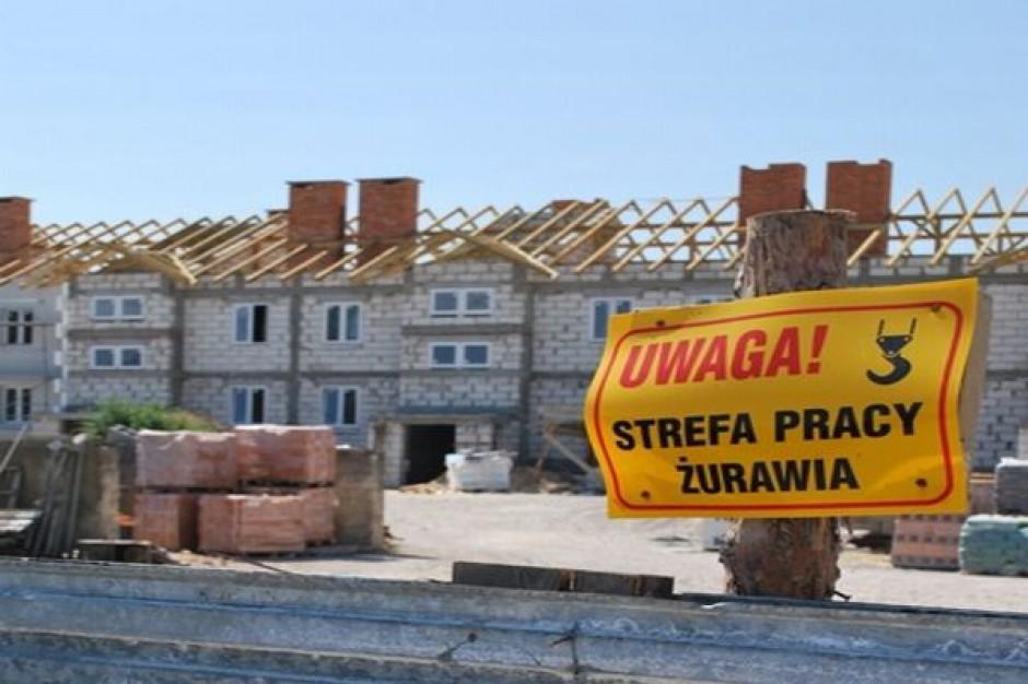 Blok socjalny powstaje w Chełmie