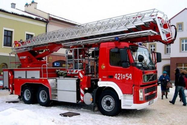 Wozy strażackie dla OSP w Tarnobrzegu