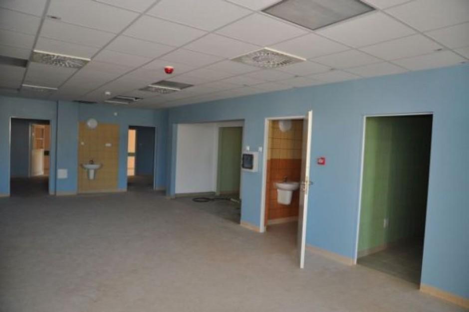 Szpital w Staszowie z nowym pawilonem