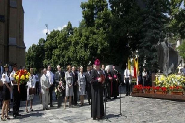 Wędrowali szlakiem Jana Pawła II