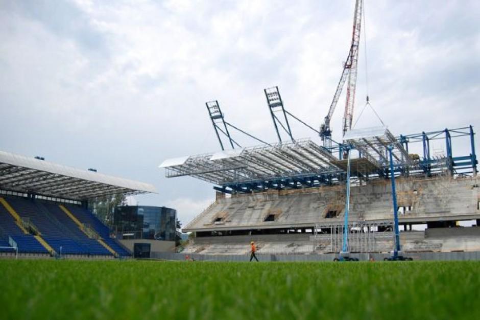 Stadion Wisły gotowy na 10 lipca