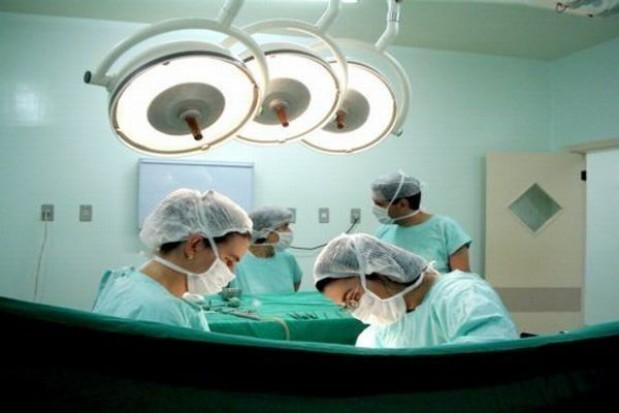 Pielęgniarki protestują przed szpitalem