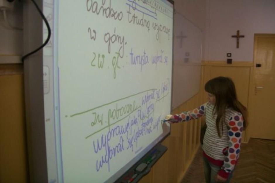 Tablice interaktywne dla szkół w Lubelskim