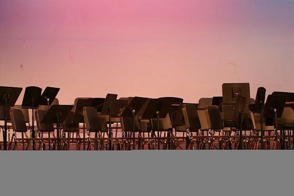 Model akustyczny nowej sali koncertowej