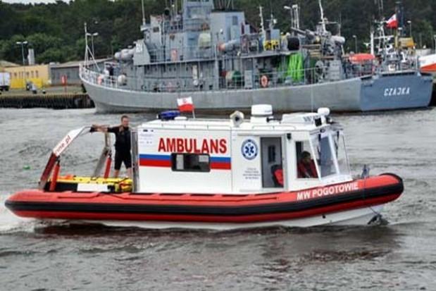 Ambulans wodny posłuży wypoczywającym