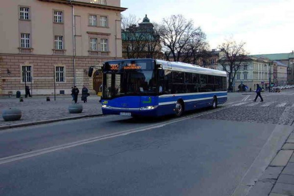 Wakacyjny rozkład jazdy w Krakowie
