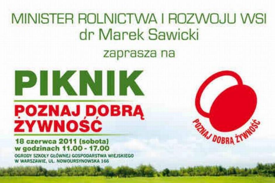 Promują zdrową polską żywność