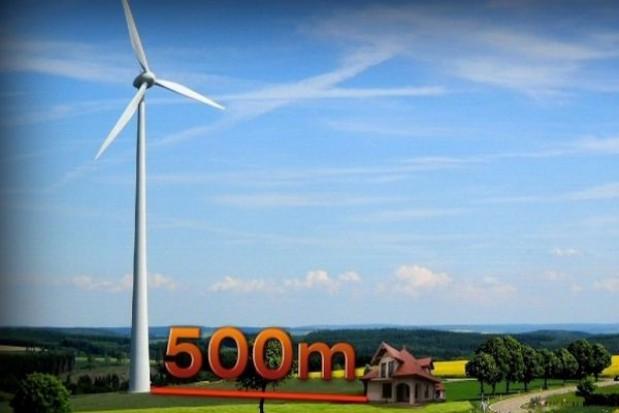 Wiele szumu o wiatrową farmę