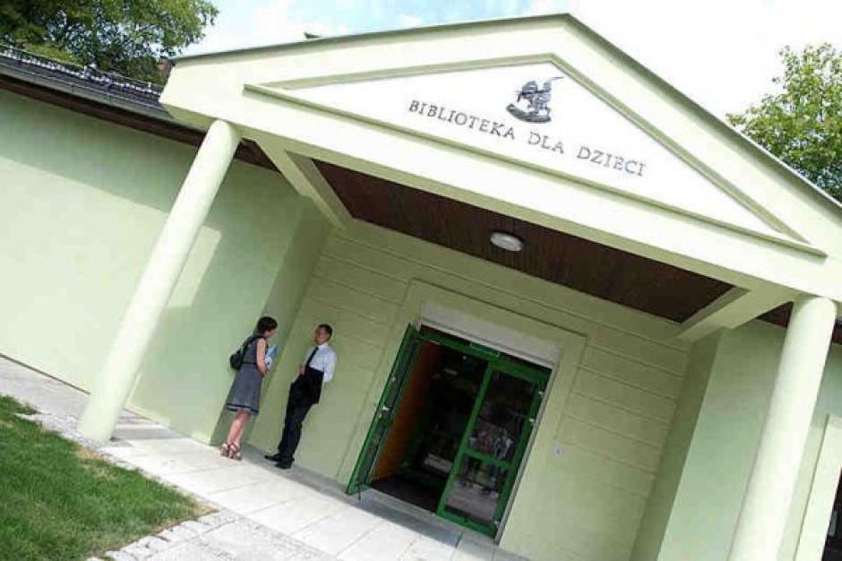 Lubuskie: nowa siedziba biblioteki