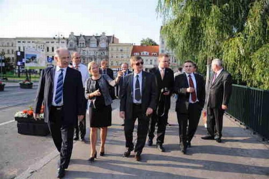 Polsko-czeska wizyta kolejowa