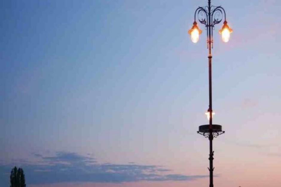 Oszczędzą na oświetleniu w Gorzowie