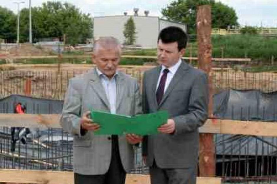 Trwa modernizacja oczyszczalni w Ostrowcu