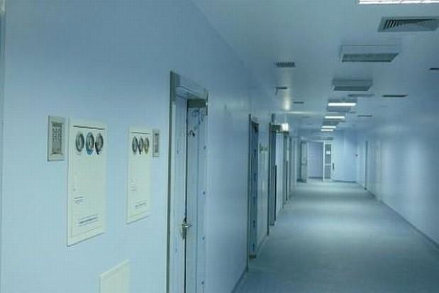 Strażacy zablokowali przeprowadzkę szpitala