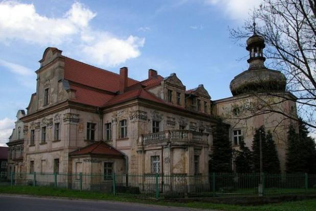 Starostwo chce sprzedać pałac
