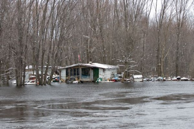 Małopolska odbudowuje się po powodzi