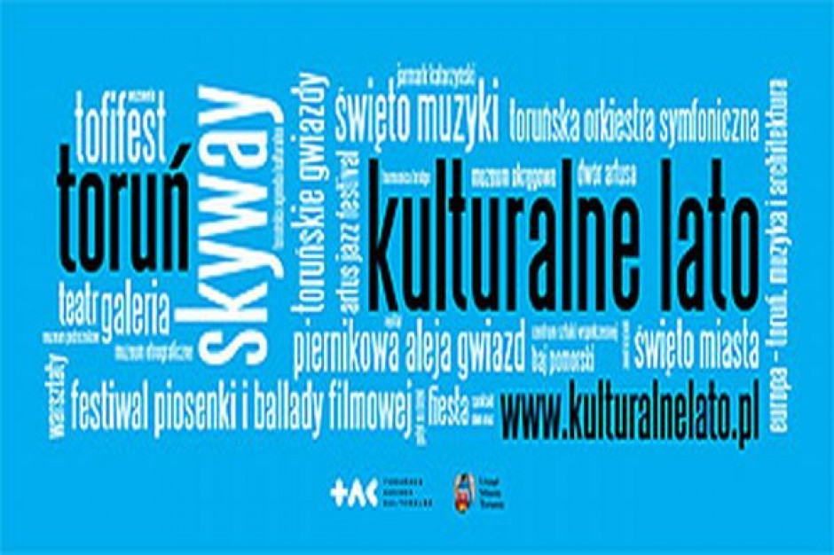 Kulturalne Lato w Toruniu