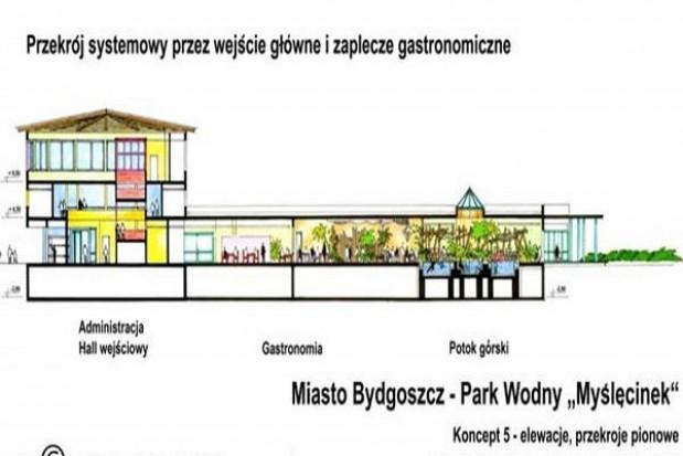 Jest projekt aquaparku w Bydgoszczy