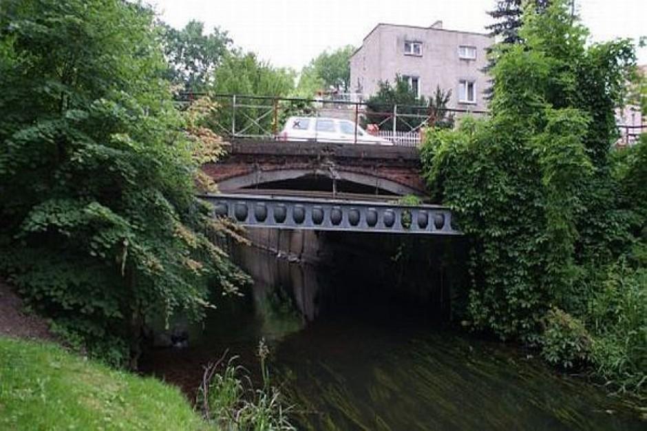 Most za milion złotych w Ostródzie