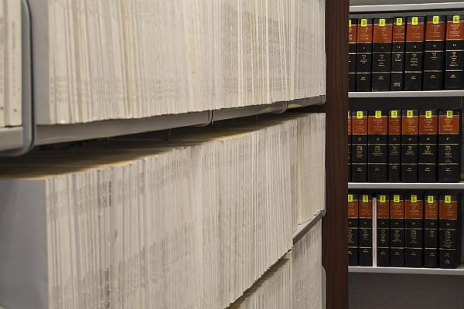 Będzie więcej czasu na uporządkowanie ksiąg wieczystych