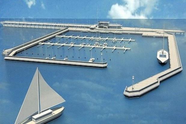 Otwarcie przystani jachtowej w Sopocie
