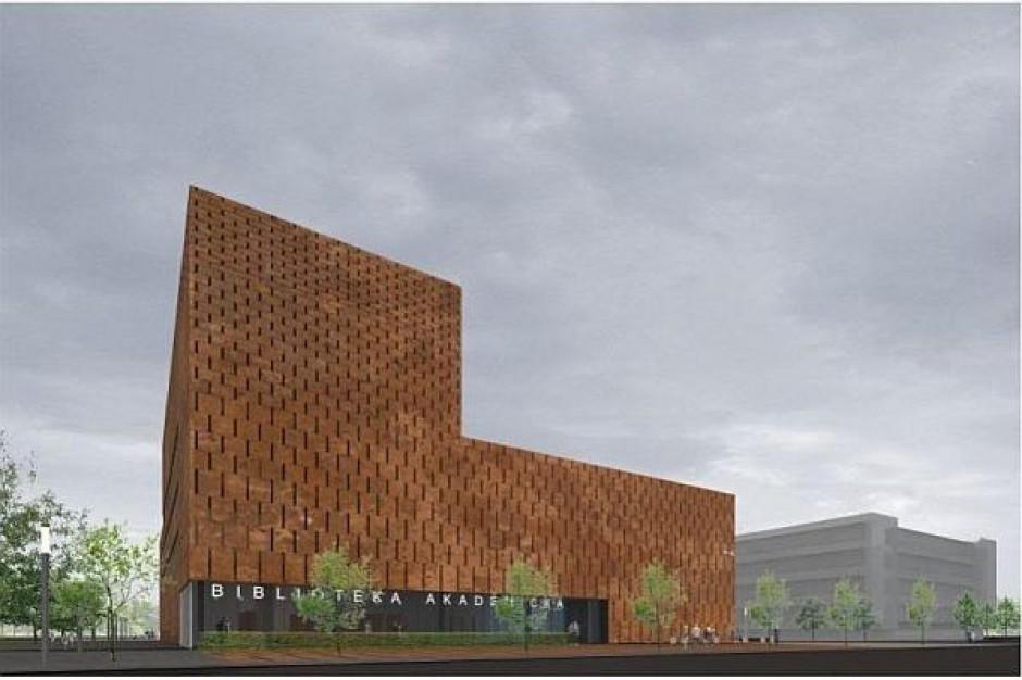 Zakończyła się budowa biblioteki akademickiej