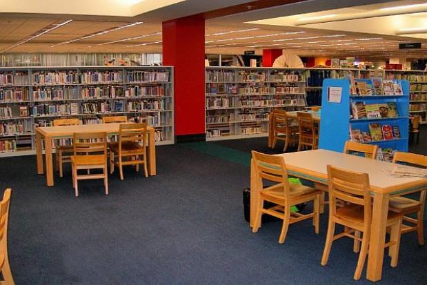 Do biblioteki można zapisać nawet noworodki