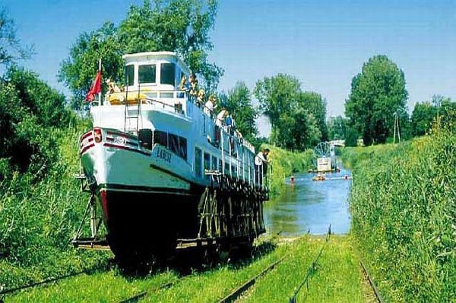Pochylnie na kanale będą modernizowane