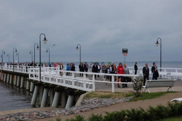 Ministrowie środowiska państw UE odwiedzili Gdynię