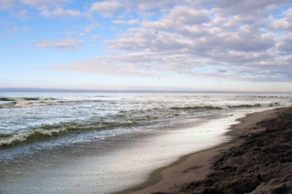 174 mln zł z Unii na umocnienie brzegu morskiego