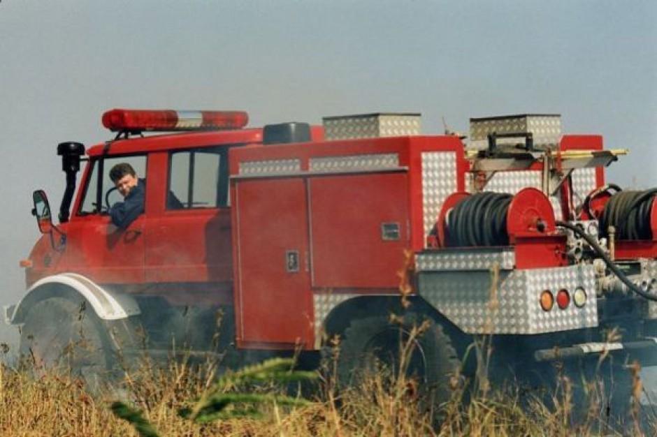 Pieniądze dla Ochotniczych Straży Pożarnych